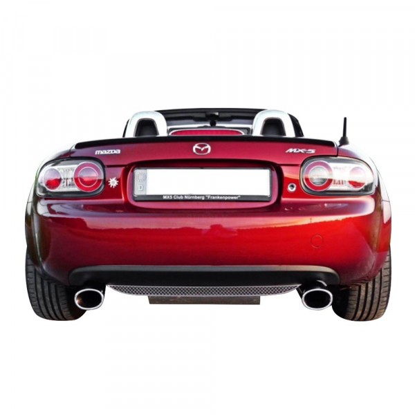 Mazda MX-5 NC Mesh Grill Back (1 piece) 2005-2009