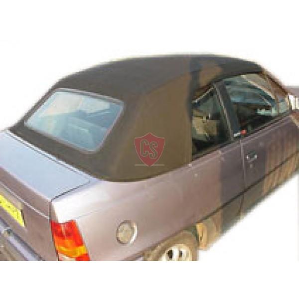 Opel Kadett E hood rear window will be reused 1986-1993