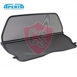 BMW 3 series E30 wind deflector original clicksystem no drilling required 1982-1993