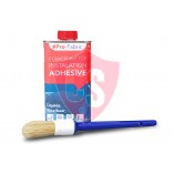 Pro-Fabric hood contact glue & brush