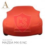 Mazda MX-5 NC Indoor Cover  - Red