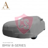 BMW i8 Indoor Car Cover - Red