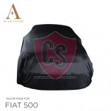 Abarth 500C Cabrio Outdoor Cover