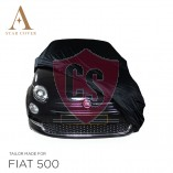 Fiat 500C Outdoor Cover