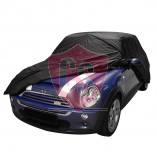MINI Convertible R52 R57 F57 Outdoor Cover with Mirror Pockets