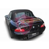 BMW Z3 Roadster Luggage Rack - Limited Wood | 1999-2003