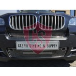BMW X5 E70 Stainless Steel Mesh Grill (2 pieces)