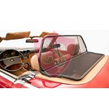 Mercedes-Benz SL-Class R107 Wind Deflector - Black 1971-1989
