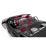 Ford Mustang 5 Wind Deflector - Black 2005-2014