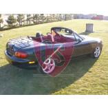 Mazda MX-5 NA & NB anti roll bars model A + wind deflector 1989-2005