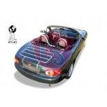 Mazda MX-5 NB (Mk 2) Luggage Rack 1998-2005