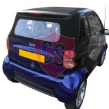Smart ForTwo Window Section 1998-2007