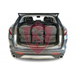 Abarth 124 Spider 2016-2019 Travel bag set