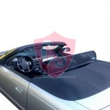 Ford Thunderbird Wind Deflector - Black 2000-2005