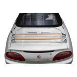 MGF & MG TF Luggage Rack WOOD EDITION 1995-2011