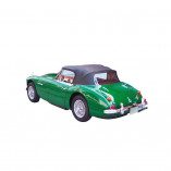 Austin Healey 3000 BJ8 1963-1968 PVC Convertible Top