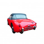 Austin Healey Sprite MK1 Frog Eyes 1958-1960 - Fabric convertible top Sonnenland®