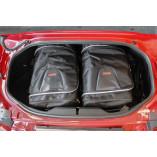 Fiat 124 Spider 2016-present Car-Bags travel bag set