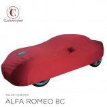 Alfa Romeo 8C Spider Indoor 2007-2011 Cover