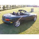 Mazda MX-5 NA & NB anti roll bars model A + wind deflector 1989-2005