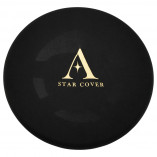 Steering Wheel Stretch Cover - Black