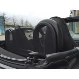 Mazda MX-5 NA & NB anti roll bars model B + wind deflector - BLACK EDITION 1989-2005