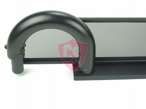 BMW Z3 anti roll bars + wind deflector - BLACK EDITION 1996-2003