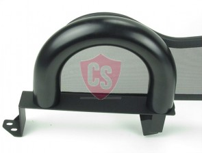 Toyota MR 2 W3 anti roll bars + wind deflector - BLACK EDITION 1999-2006