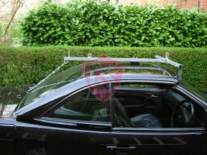 Mercedes-Benz 190SL W121B  Hardtop Storage Lift