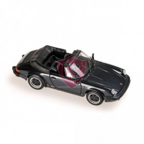 Porsche 911 - 964 Dark Grey Metallic 1:43 Minichamps