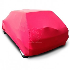 Mercedes-Benz R107 SL Indoor Cover  - Red