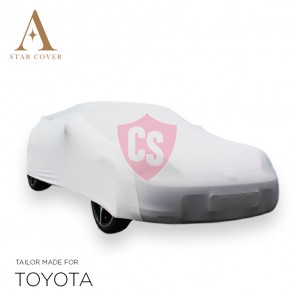 Toyota MR2 Spyder  Indoor Car Cover - White