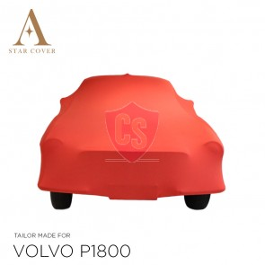 Volvo P1800 Indoor Car Cover - Tailored - Red