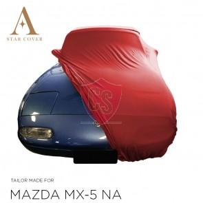 Mazda MX-5 NA - Indoor Cover - Red