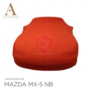 Mazda MX-5 NB - Indoor Cover  - Red