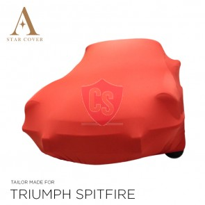 Triumph Spitfire Cover - Tailored - Red
