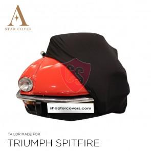 Triumph Spitfire Cover - Tailored - Black