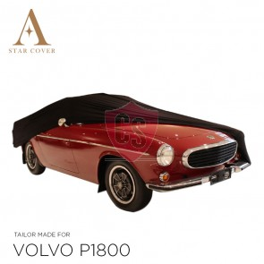 Volvo P1800 Indoor Car Cover - Tailored - Black