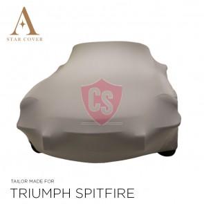 Triumph Spitfire Cover - Tailored - Silvergrey