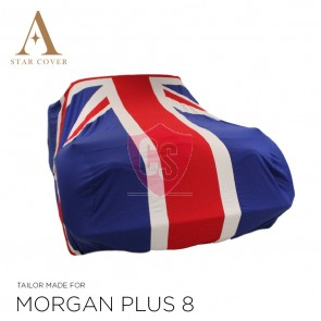 Austin-Healey 100 Indoor Car Cover - Tailored - Union Jack