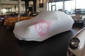 Porsche 911 F-model 1968-1974 Indoor Car Cover - White