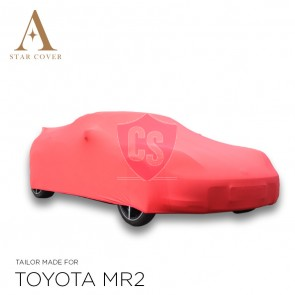 Toyota MR2 Spyder Cover - Tailored - Red