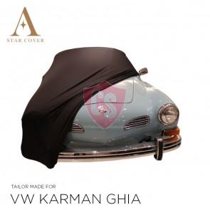 Volkswagen Karmann Ghia Cover - Tailored - Black
