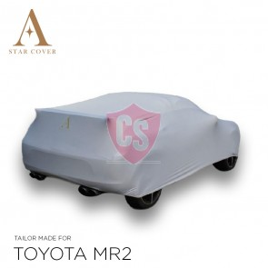Toyota MR2 Spyder Cover - Tailored - Silvergrey