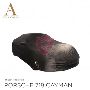 Porsche Boxster & Cayman 981 718 Outdoor Cover - Star Cover - Mirror Pockets
