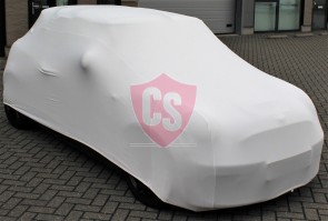 MINI Indoor Car Cover - White