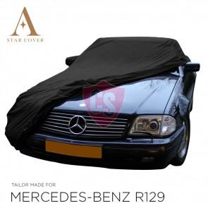 Mercedes-Benz R129 SL Outdoor Cover - Star Cover - Mirror Pockets
