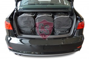 Audi A3 Limousine (8V) 2013-present 4d Car-Bags travel bags