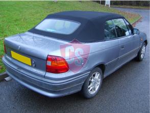 Opel Astra F hood rear window will be reused 1994-2000