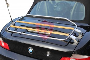 BMW Z3 Roadster Luggage Rack - Limited Wood | 1999-2003